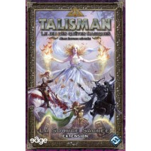 La source sacrée talisman