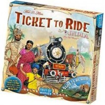 Aventurier du rail ext india