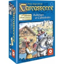 Carcassonne ext 1 auberges/cat