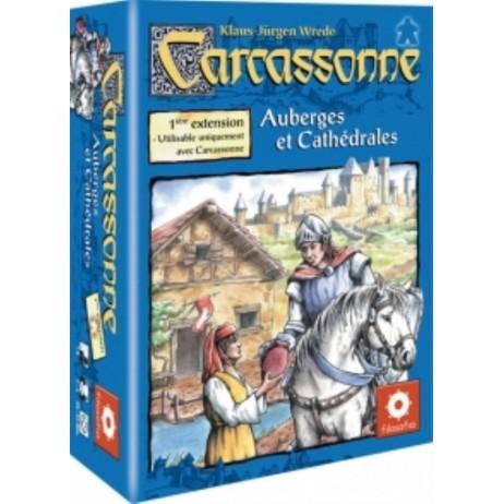 Carcassonne ext 1 auberges/cat