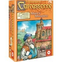 Maire et monastères carcassonne