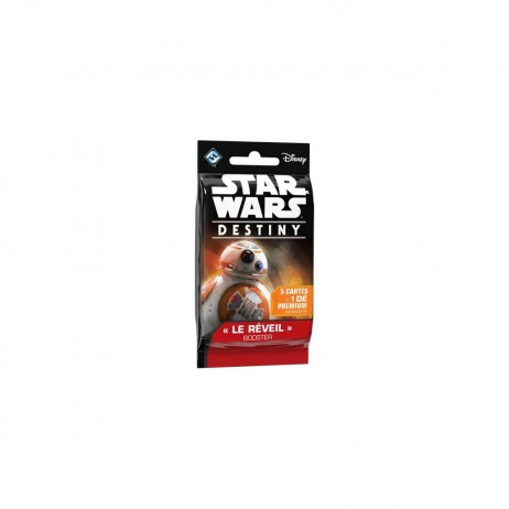 Star wars destiny booster le reveil