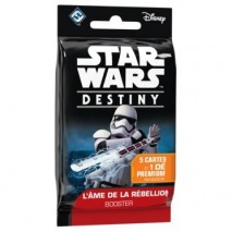 Star wars destiny booster l'âme de la rébellion