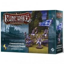 Runewars commandement d'infanterie daqan
