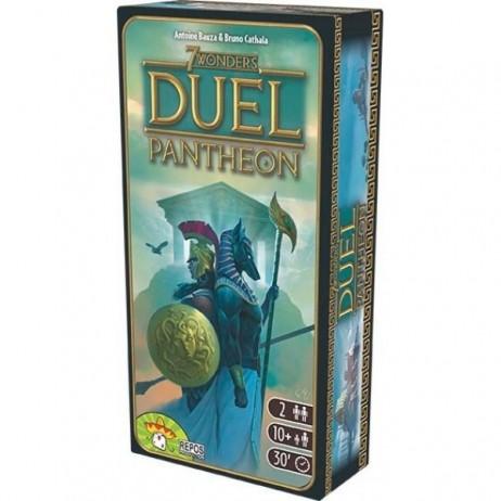 7 wonders Duel ext pantheon