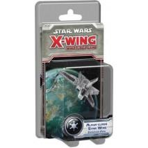 X-wing star wing de classe alpha