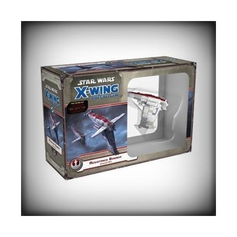 X-wing Bombardier de la resistance