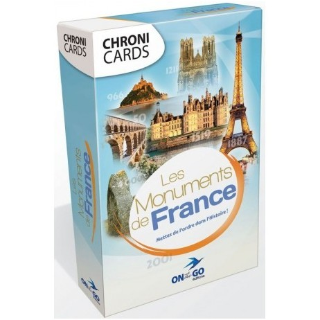 Chronicards monuments de France
