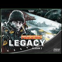 Pandemic legacy noir saison 2