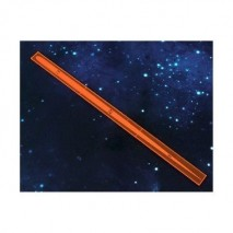 X-wing Space fighter ruler orange