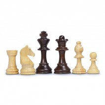 Pièces échecs n°3 plombés feut