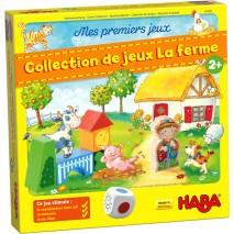 Mes 1ers jeux - Collection de jeux à la ferme