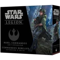 Star wars legion Commandos rebelles