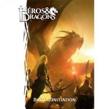 Héros et dragons : boite d'initiation