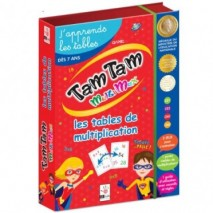 Tam tam - le coffret multimax