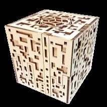 NKD puzzle - Silver city kit