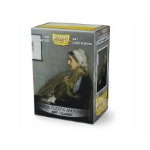 "Protèges cartes Dragon shield art sleeves ""Whistlers Mother"""