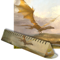Dragon shield playmat - The oxbow