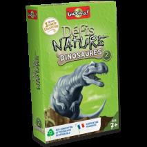 Défis nature dinosaures 2 vert