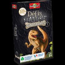 Défis nature Dinosaures 3 noir
