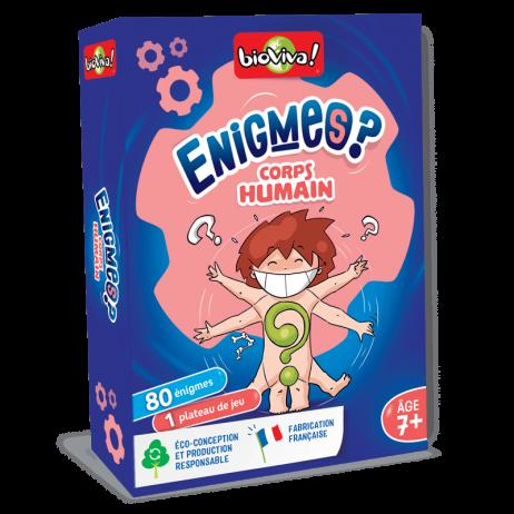 Énigmes - Corps humain
