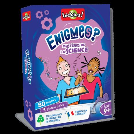 Énigmes - Mystère de la sciences