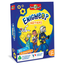 Énigmes - Métiers