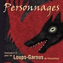 Personnages exten loups garous