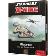 X-wing 2.0 Kit de conversion resistance