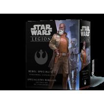 SW Legion : Spécialistes rebelles