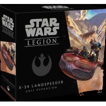 SW Legion : landspeeder X-34