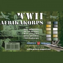 Pack WWII africacorps aero