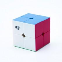 2x2 stickerless QiYi QiDi