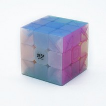 3x3 QIYI jelly color