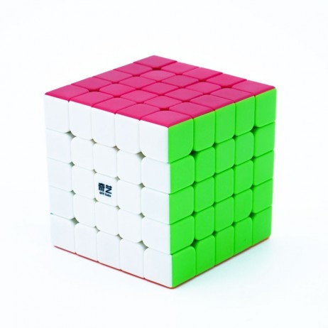 5x5 stickerless QiYi QiZheng