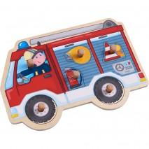 Puzzle Camion de pompiers