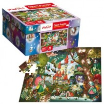 Giant puzzle Chateau Magique
