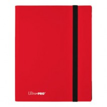 Portfolio 360 cartes pro binder apple red