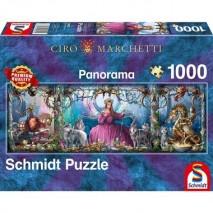 Puzzle 1000p Ciro Palais des Glaces