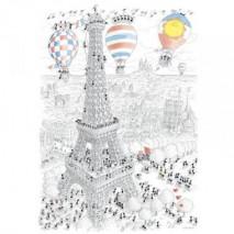 Puzzle Paris akena 1080P