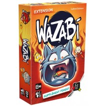 Wazabi extension supplement piment