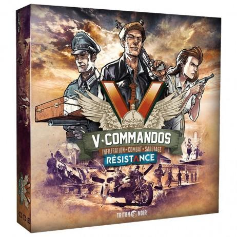 V commandos - Resistance