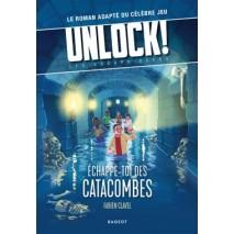 Unlock Excape Geeks Echappe toi des Catacombes