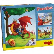 Puzzles chevalier Kilian