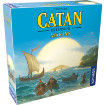 Les Marins de Catan Extension de Catan