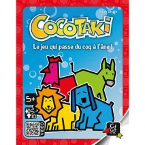 Cocotaki boite métal