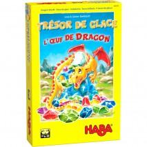 Trésor de glace : l'oeuf de dragon