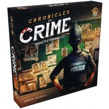 Chronicles of crime enquêtes criminelles