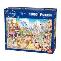 Puzzle 1000 p disneyland king
