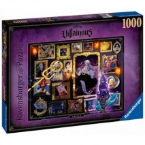 Puzzle vilainous - Ursula 1000p
